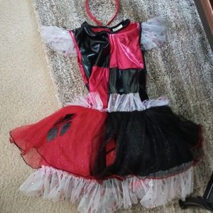 Harley Quinn Halloween/dress up costume